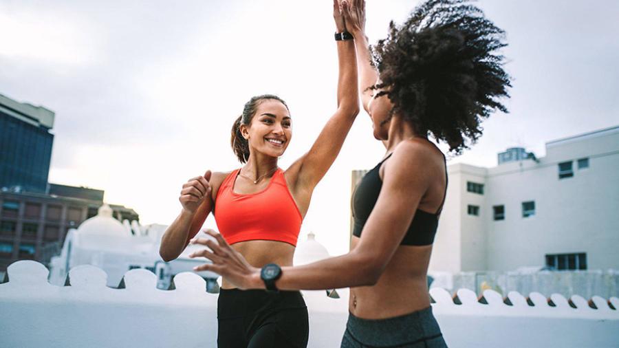 ressaltar a importância da prática de atividade física